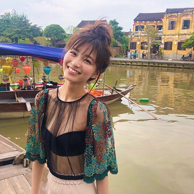 【岡崎紗絵キャプ画像】ファッションモデルから女優になった美女のセクシーなテレビ出演シーン 68