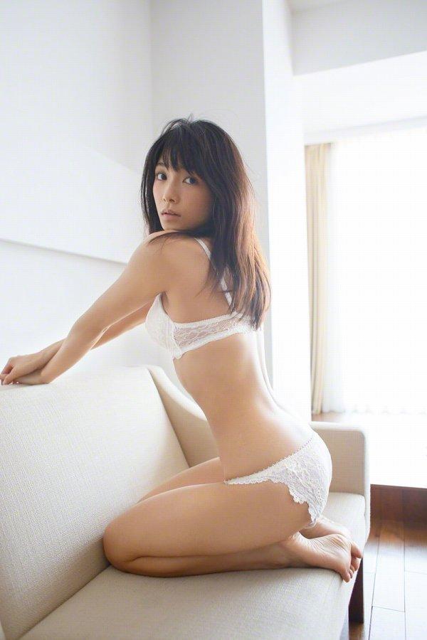 【外岡えりかグラビア画像】元「アイドリング!!!」創設メンバーのセクシーなランジェリー姿がエロい! 58