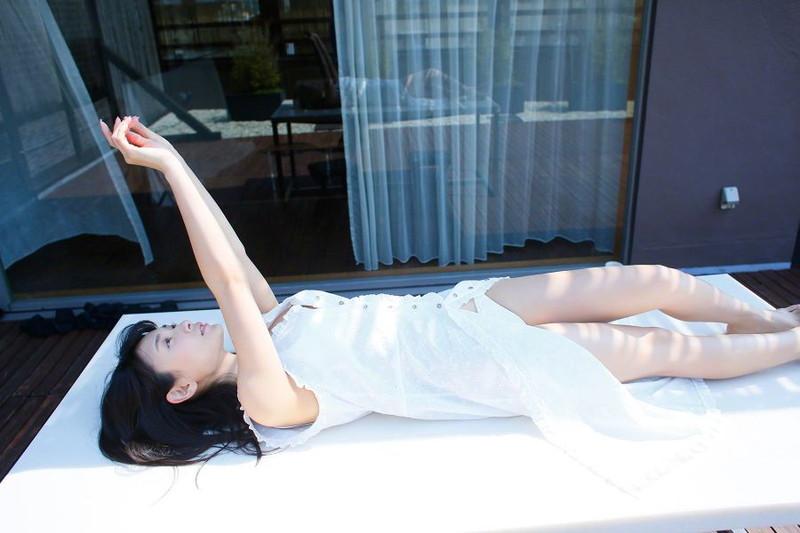 【外岡えりかグラビア画像】元「アイドリング!!!」創設メンバーのセクシーなランジェリー姿がエロい! 68