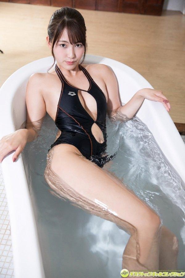 【原あや香グラビア画像】モデル出身だけど結構エロい水着姿を撮っていてグラドルの方が向いていた? 10