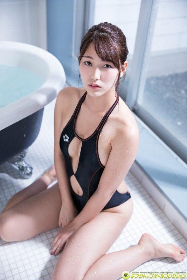 【原あや香グラビア画像】モデル出身だけど結構エロい水着姿を撮っていてグラドルの方が向いていた? 16