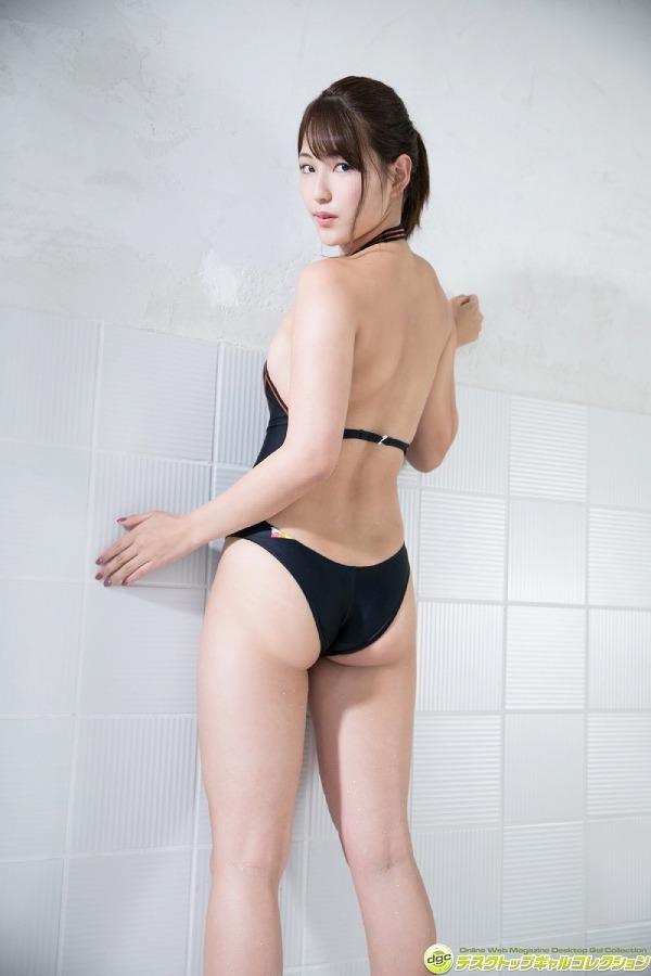 【原あや香グラビア画像】モデル出身だけど結構エロい水着姿を撮っていてグラドルの方が向いていた? 45