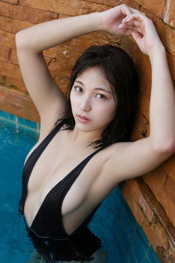 【原あや香グラビア画像】モデル出身だけど結構エロい水着姿を撮っていてグラドルの方が向いていた? 76