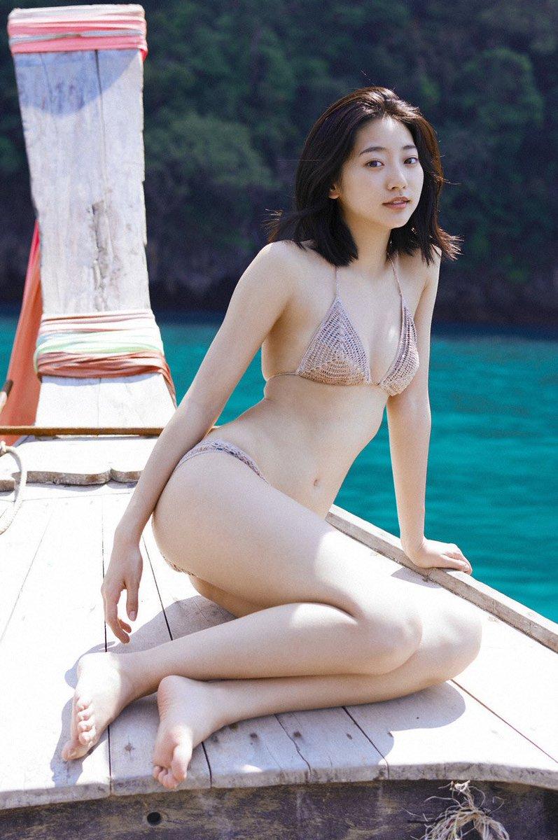 【武田玲奈グラビア画像】美少女モデルの綺麗なスレンダーボディが好き過ぎで手コキが捗るわw 14