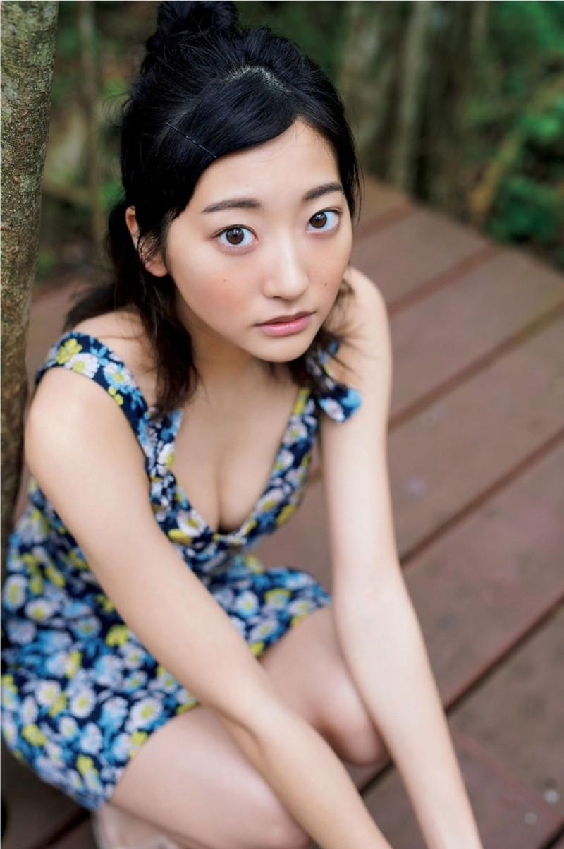 【武田玲奈グラビア画像】美少女モデルの綺麗なスレンダーボディが好き過ぎで手コキが捗るわw 44