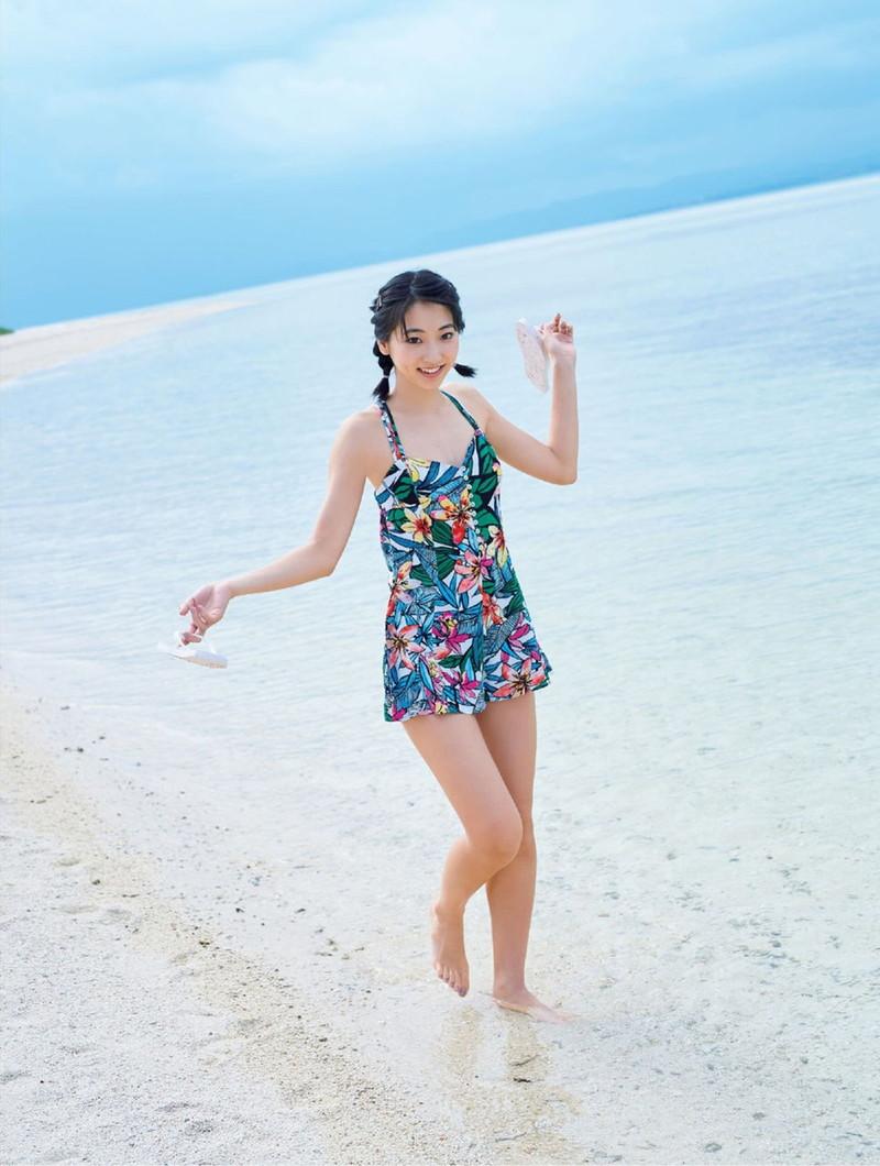 【武田玲奈グラビア画像】美少女モデルの綺麗なスレンダーボディが好き過ぎで手コキが捗るわw 47