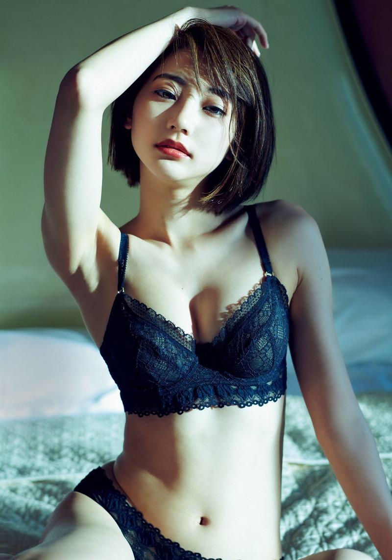 【武田玲奈グラビア画像】美少女モデルの綺麗なスレンダーボディが好き過ぎで手コキが捗るわw 55