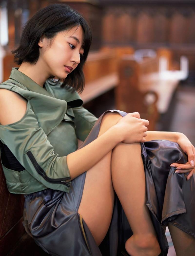 【武田玲奈グラビア画像】美少女モデルの綺麗なスレンダーボディが好き過ぎで手コキが捗るわw 69