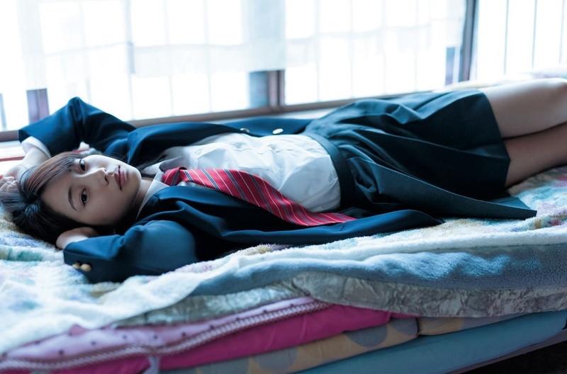 【武田玲奈グラビア画像】美少女モデルの綺麗なスレンダーボディが好き過ぎで手コキが捗るわw 72