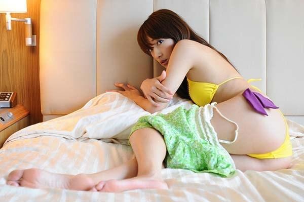 【大橋沙代子エロ画像】かつて恵比寿マスカッツに在籍していた元ギャル系タレントのセクシーグラビア 51