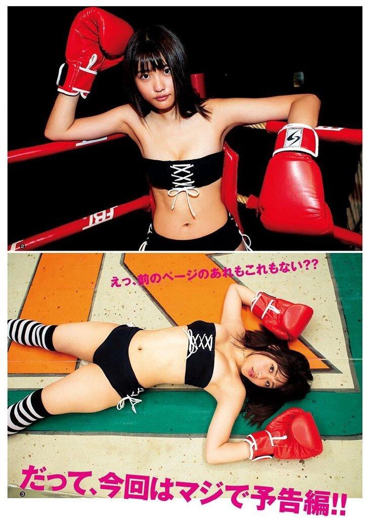 【石田桃香グラビア画像】高校時代に芸能界入りしていたJKが7年目でグラビアデビューって遅くね? 21