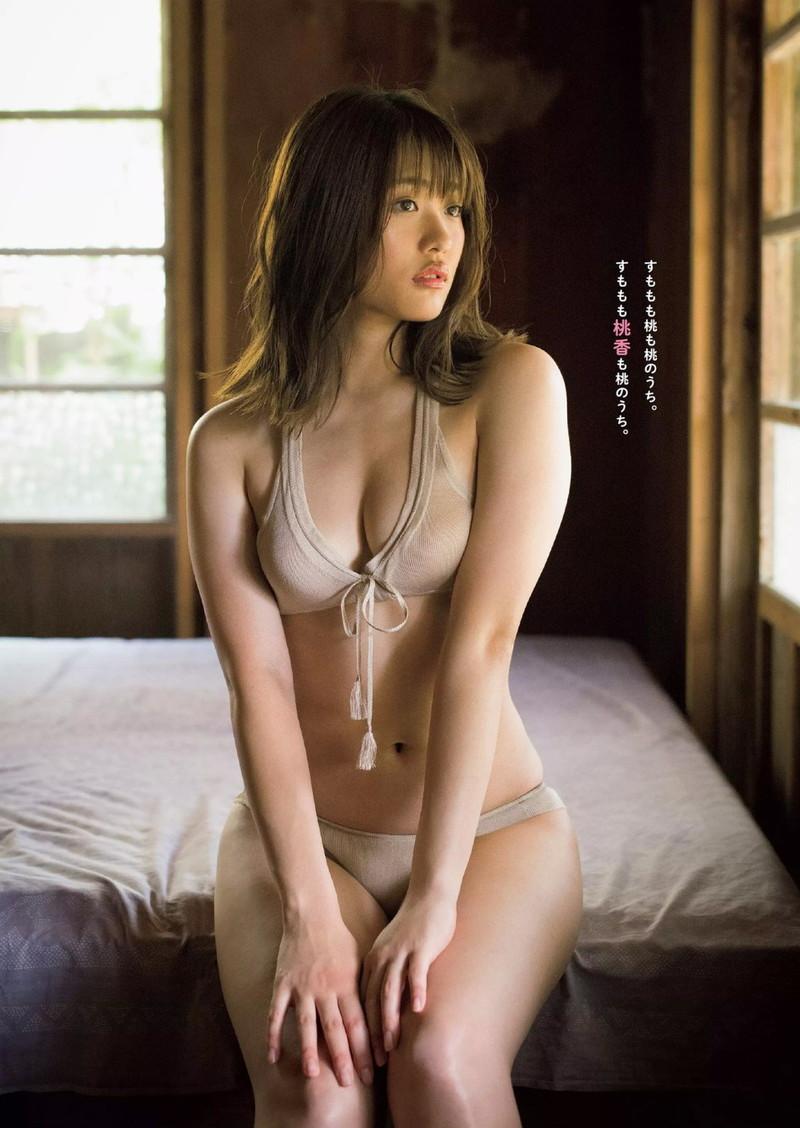 【石田桃香グラビア画像】高校時代に芸能界入りしていたJKが7年目でグラビアデビューって遅くね? 67