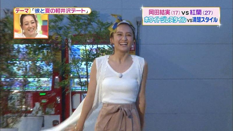 【岡田結実キャプ画像】1歳から芸能界入りした芸人の娘が元気な笑顔で出演しているお宝画像 49