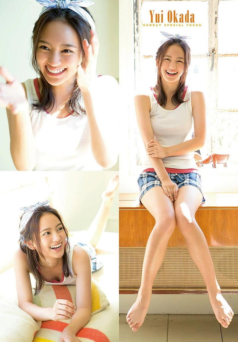 【岡田結実キャプ画像】1歳から芸能界入りした芸人の娘が元気な笑顔で出演しているお宝画像 62