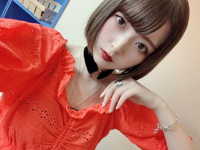 【木村葉月エロ画像】女子高生制服が似合っていてめちゃくちゃ可愛いボブヘアー美少女 09