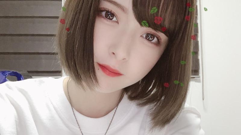 【木村葉月エロ画像】女子高生制服が似合っていてめちゃくちゃ可愛いボブヘアー美少女 12