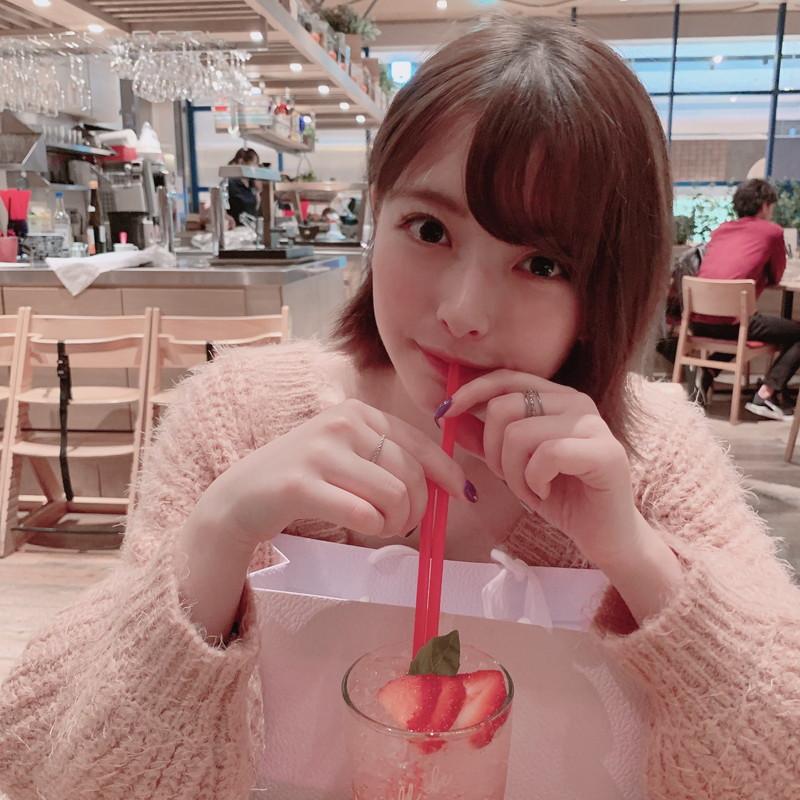 【木村葉月エロ画像】女子高生制服が似合っていてめちゃくちゃ可愛いボブヘアー美少女 14