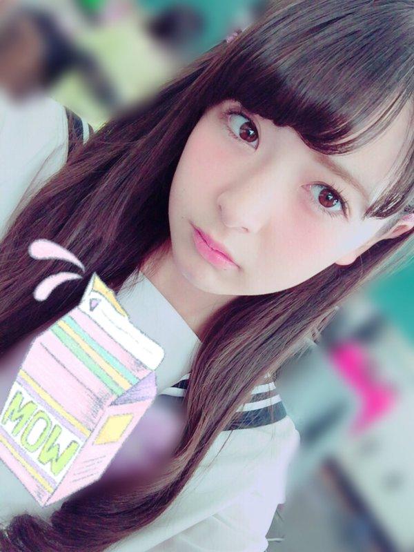 【木村葉月エロ画像】女子高生制服が似合っていてめちゃくちゃ可愛いボブヘアー美少女 23