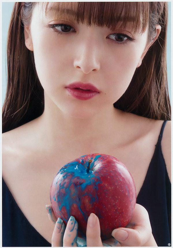 【木村葉月エロ画像】女子高生制服が似合っていてめちゃくちゃ可愛いボブヘアー美少女 32