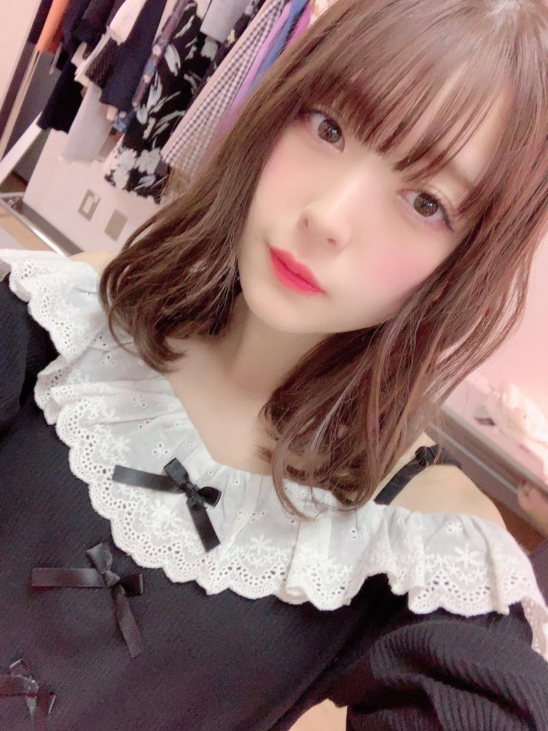 【木村葉月エロ画像】女子高生制服が似合っていてめちゃくちゃ可愛いボブヘアー美少女 41