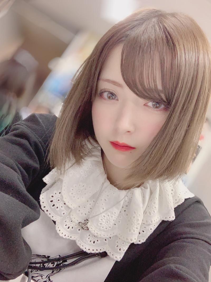 【木村葉月エロ画像】女子高生制服が似合っていてめちゃくちゃ可愛いボブヘアー美少女 48