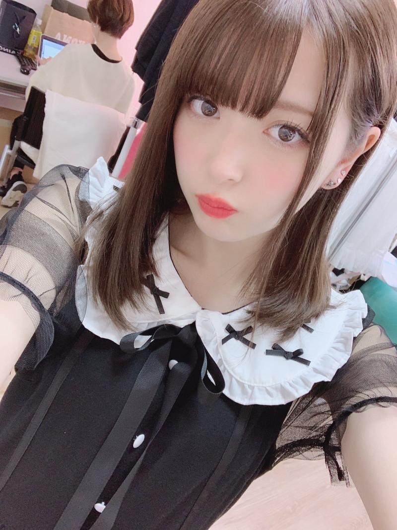【木村葉月エロ画像】女子高生制服が似合っていてめちゃくちゃ可愛いボブヘアー美少女 54