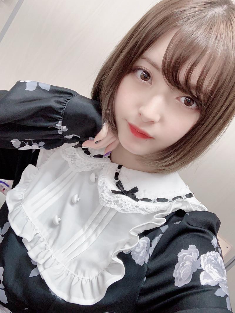 【木村葉月エロ画像】女子高生制服が似合っていてめちゃくちゃ可愛いボブヘアー美少女 61