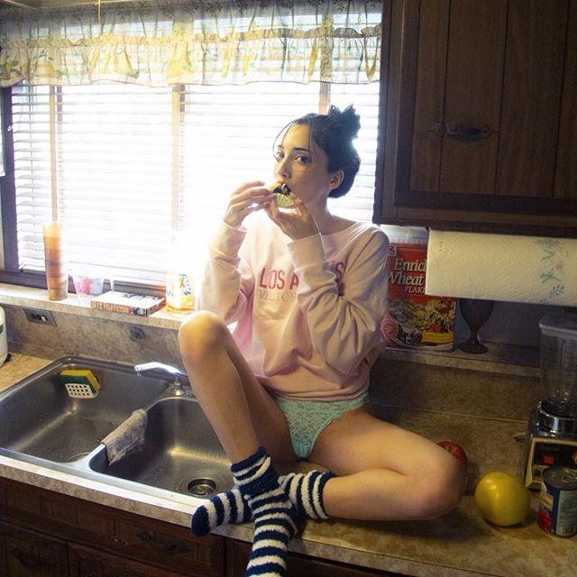 【朝比パメラグラビア画像】ニューヨーク産まれのハーフ美人が魅せるランジェリー姿がマジエロいw 53