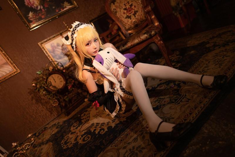【コスプレエロ画像】中国出身コスプレイヤー凛子が扮する美少女キャラが美し過ぎたwwww 03