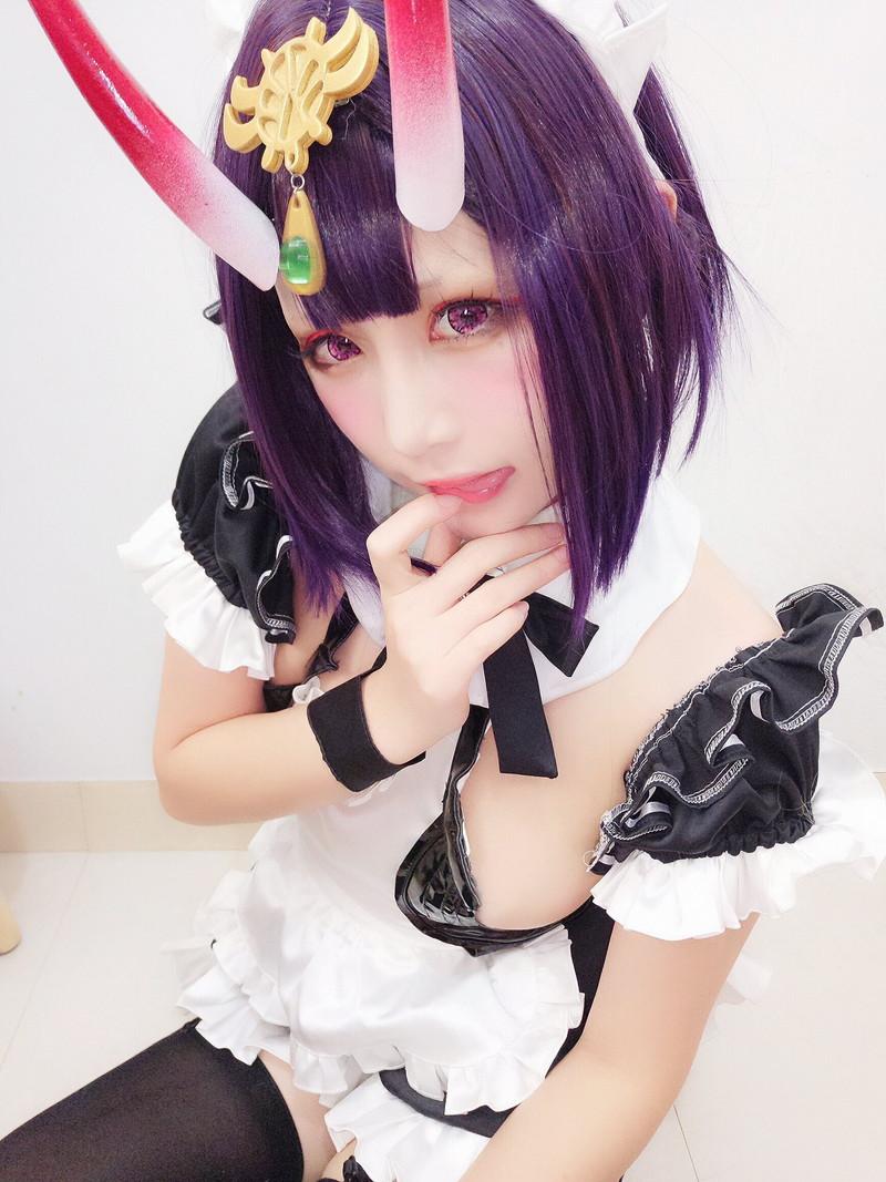 【コスプレエロ画像】中国出身コスプレイヤー凛子が扮する美少女キャラが美し過ぎたwwww 14