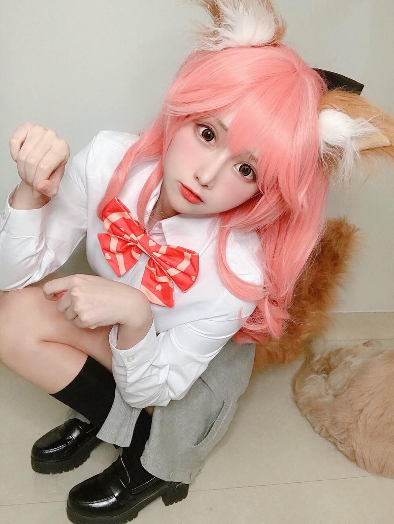 【コスプレエロ画像】中国出身コスプレイヤー凛子が扮する美少女キャラが美し過ぎたwwww 22