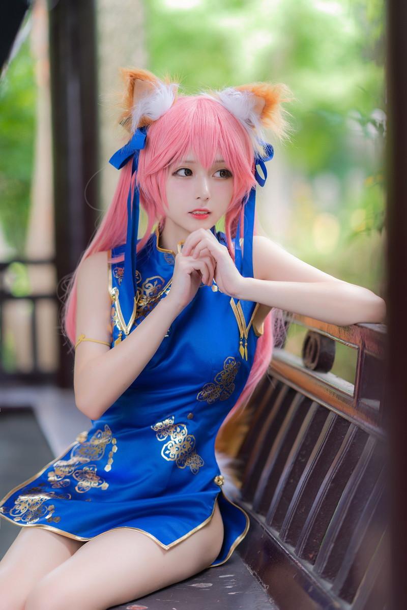 【コスプレエロ画像】中国出身コスプレイヤー凛子が扮する美少女キャラが美し過ぎたwwww 28