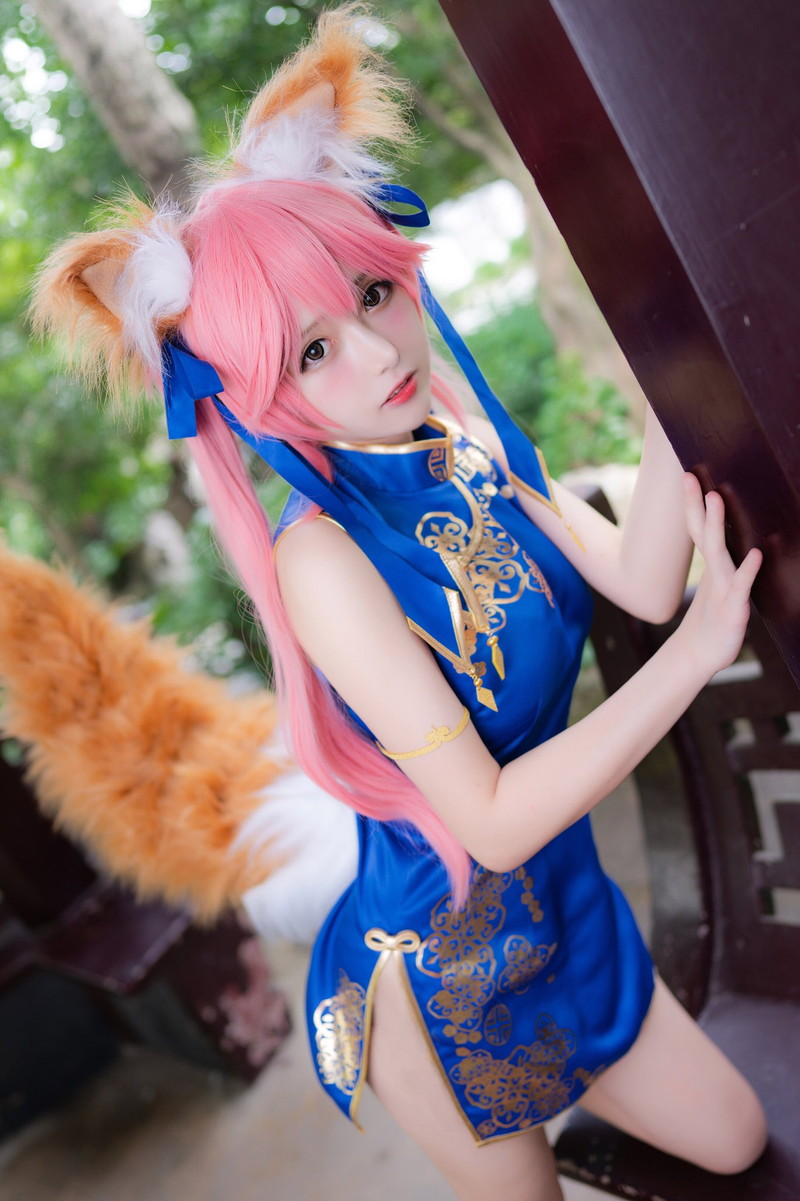 【コスプレエロ画像】中国出身コスプレイヤー凛子が扮する美少女キャラが美し過ぎたwwww 29