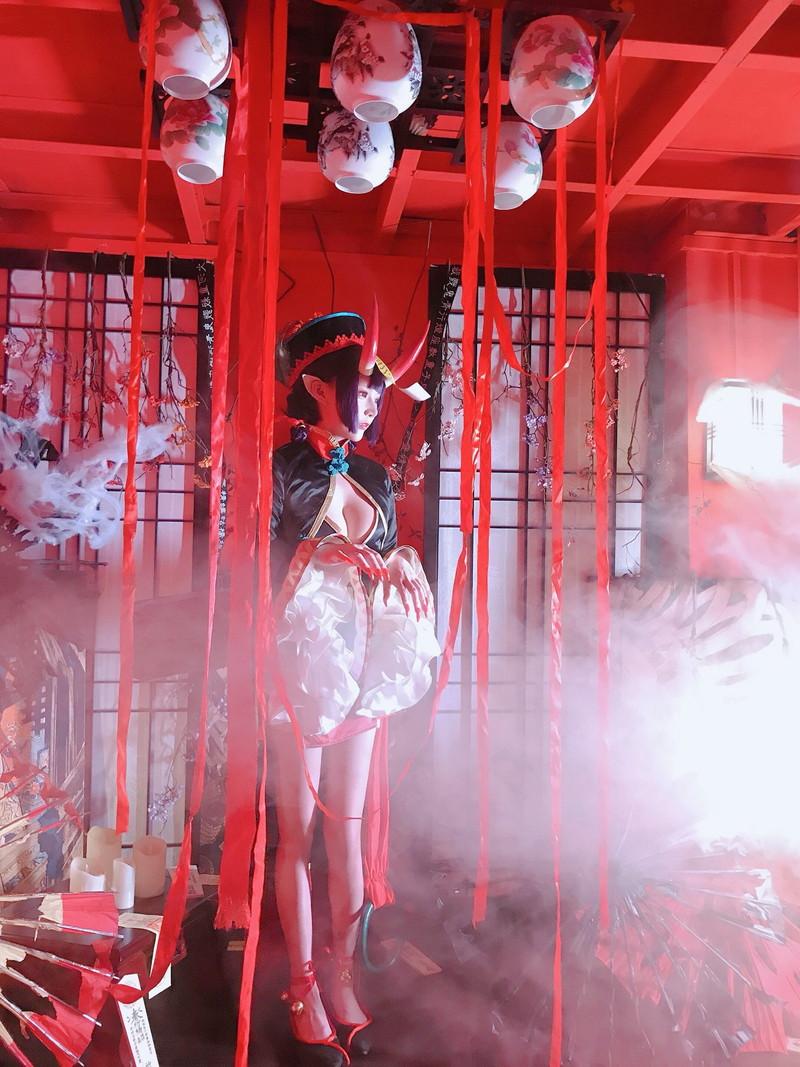 【コスプレエロ画像】中国出身コスプレイヤー凛子が扮する美少女キャラが美し過ぎたwwww 45
