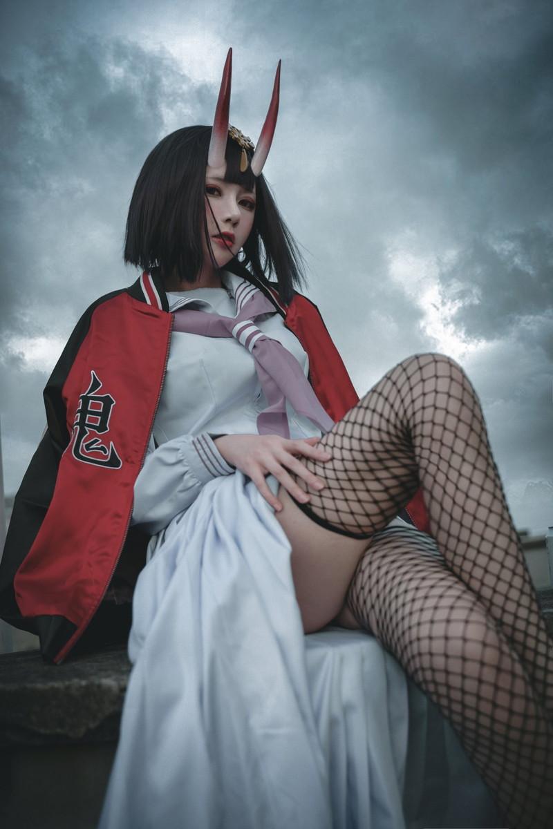 【コスプレエロ画像】中国出身コスプレイヤー凛子が扮する美少女キャラが美し過ぎたwwww 50