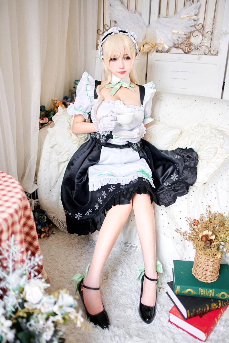 【コスプレエロ画像】中国出身コスプレイヤー凛子が扮する美少女キャラが美し過ぎたwwww 70