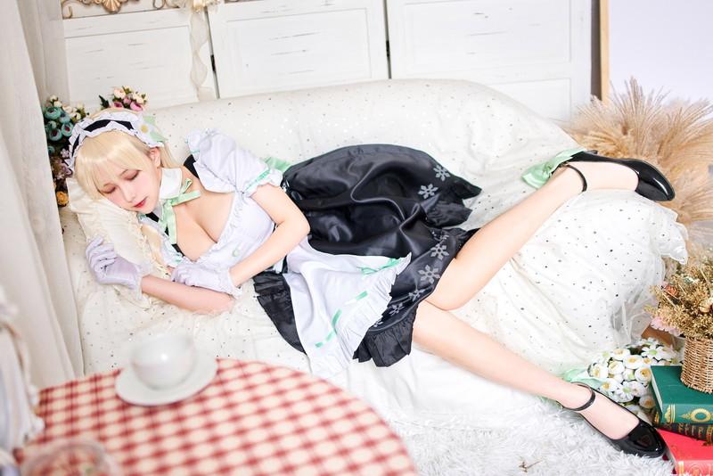 【コスプレエロ画像】中国出身コスプレイヤー凛子が扮する美少女キャラが美し過ぎたwwww 72