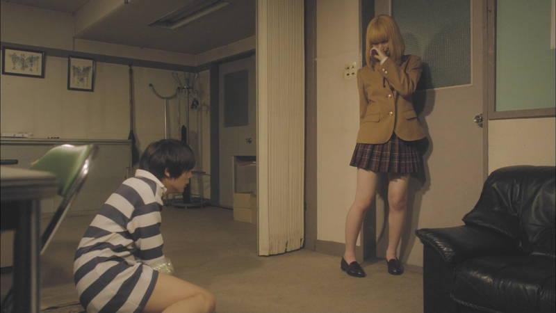 【生脱ぎキャプ画像】某ドラマに期待するのは制服娘によるパンティーの生脱ぎだけwww 19