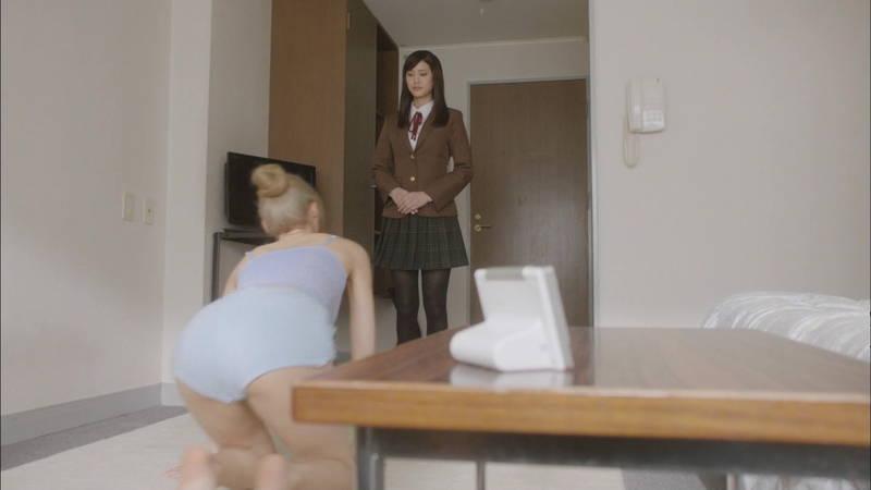 【生脱ぎキャプ画像】某ドラマに期待するのは制服娘によるパンティーの生脱ぎだけwww 26