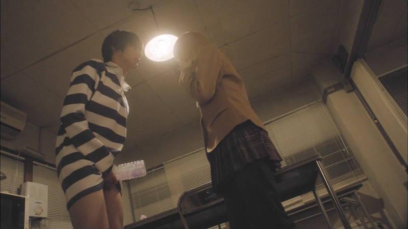【生脱ぎキャプ画像】某ドラマに期待するのは制服娘によるパンティーの生脱ぎだけwww 29