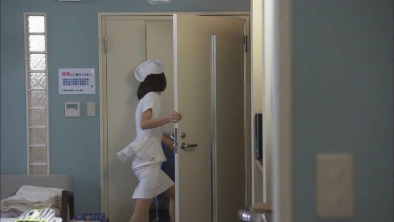 【堀北真希キャプ画像】ナース姿を見れるだけでも嬉しいのにエロ目線で見れるところもある神ドラマwww 08