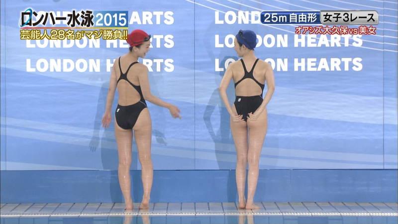 【森下悠里キャプ画像】よくある水泳大会ものの番組で森下悠里がおっぱい揉まれたと聞いてwww 25
