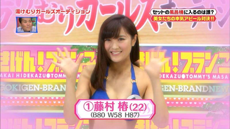 【銭湯キャプ画像】下になにか着ているってわかってても興奮するアイドルの入浴風景www