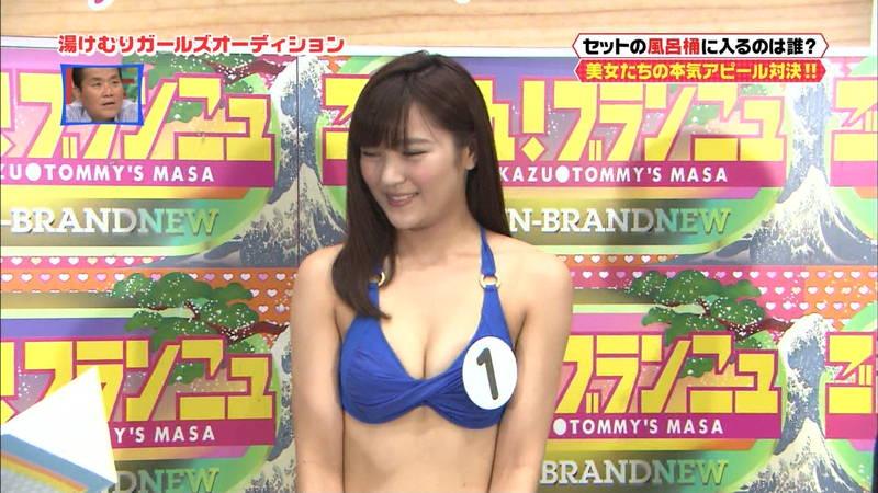 【銭湯キャプ画像】下になにか着ているってわかってても興奮するアイドルの入浴風景www 13