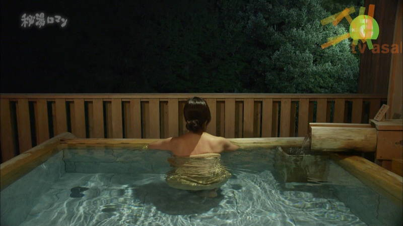 【石川理咲子キャプ画像】超美人でスタイルのいい女性の温泉入浴シーンはいいものだwww 06