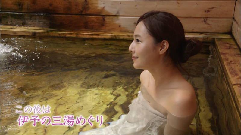 【石川理咲子キャプ画像】超美人でスタイルのいい女性の温泉入浴シーンはいいものだwww 08