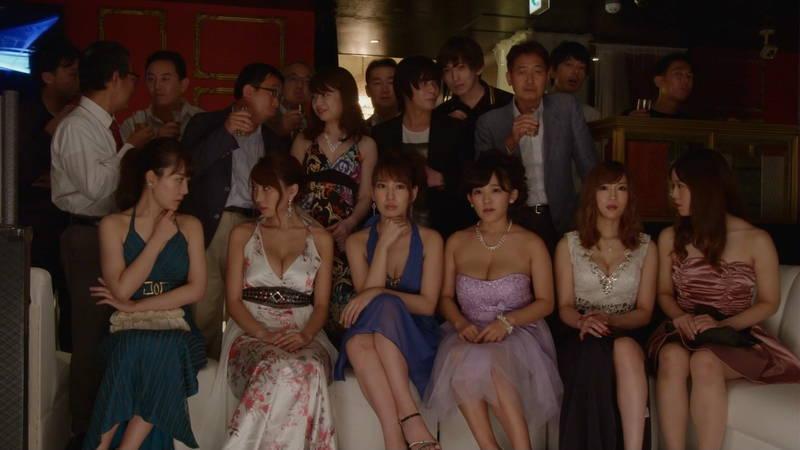【夏菜キャプ画像】キャバ嬢のドラマにあったシャワーシーンがシコれすぎて困るwww 11