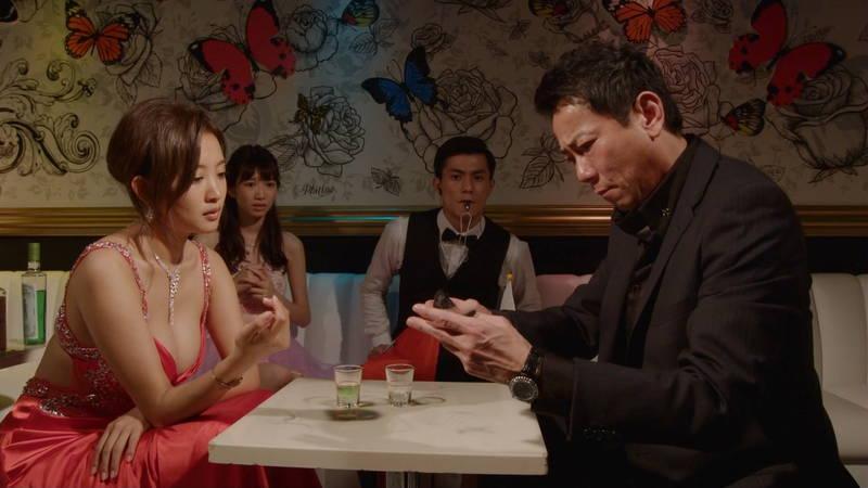 【夏菜キャプ画像】キャバ嬢のドラマにあったシャワーシーンがシコれすぎて困るwww 15