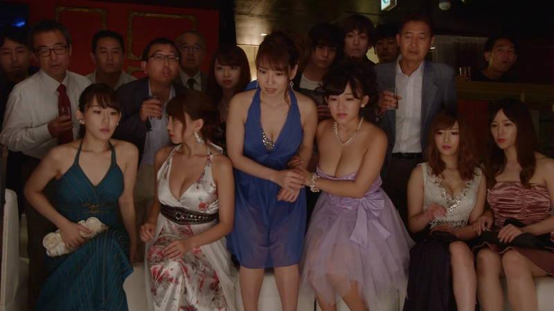 【夏菜キャプ画像】キャバ嬢のドラマにあったシャワーシーンがシコれすぎて困るwww 16