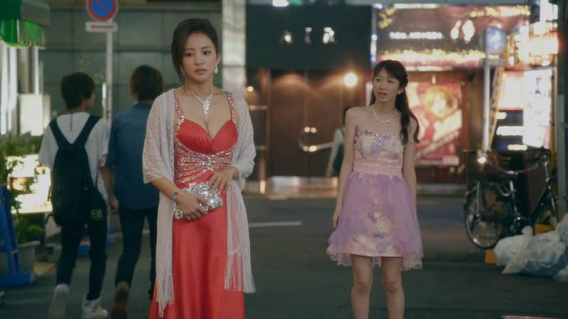 【夏菜キャプ画像】キャバ嬢のドラマにあったシャワーシーンがシコれすぎて困るwww 20